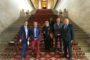 Rencontre avec la Délégation sénatoriale aux entreprises et visite du Sénat